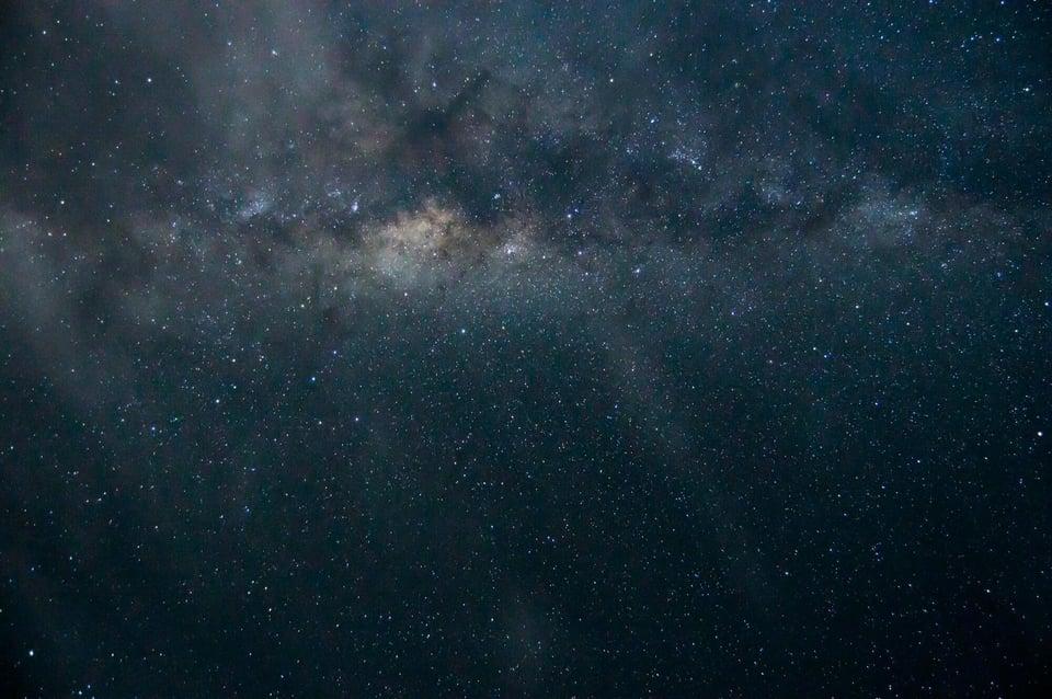 Skies with stars